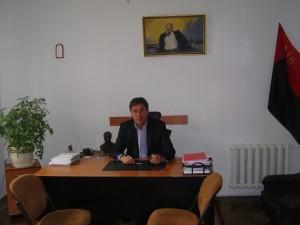 Головний лікар десятої лікарні Львова
